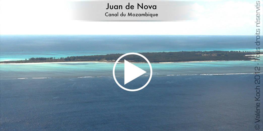 Éparses, des îles nettoyées © Valérie Koch - Tous droits réservés