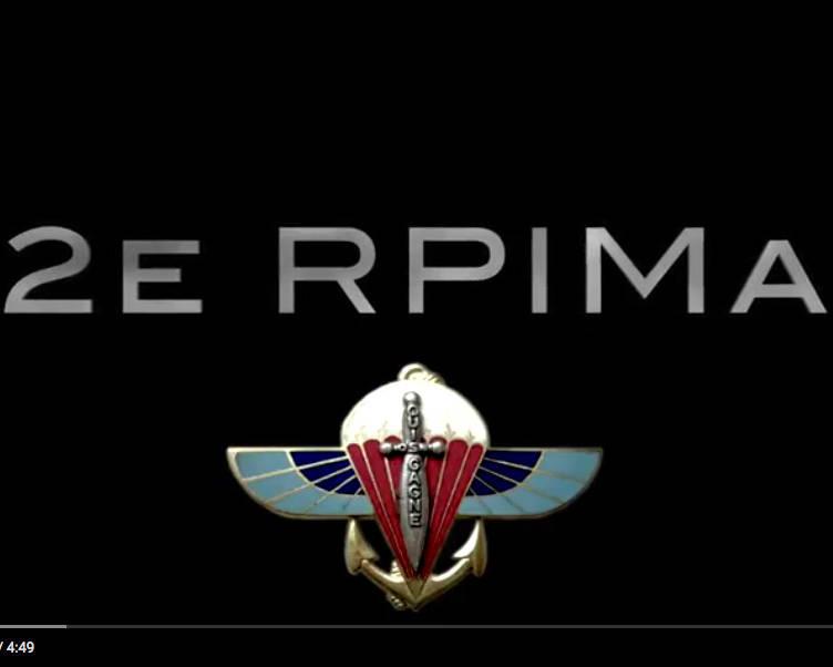 Clip du 2e RPIMa