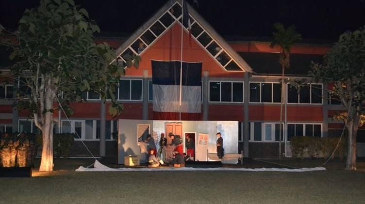 Bazeilles 2018 à Mayotte, tradition et commémoration © RSMA-My