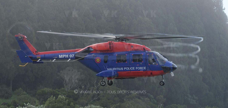 44 ans pour le Police Helicopter Squadron © Valérie Koch - Tous droits réservés
