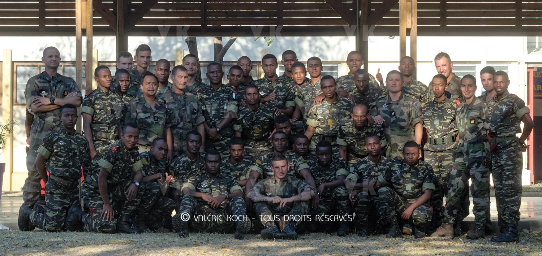 Le BMP pour 28 stagiaires malgaches © Valérie Koch - Tous droits réservés
