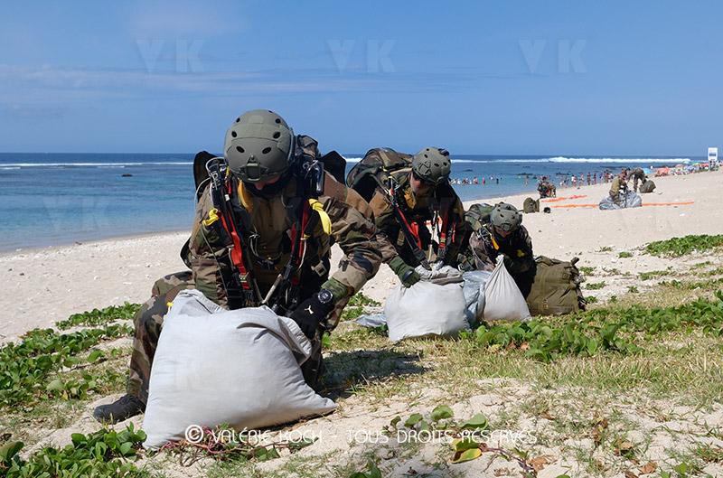 Saut OR sur la plage © Valerie Koch - Tous droits réservés