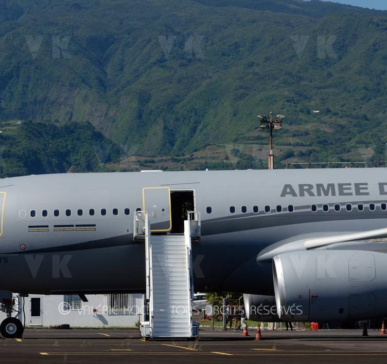 Première longue élongation pour l'A330 MRTT Phénix © Valérie Koch - Tous droits réservés