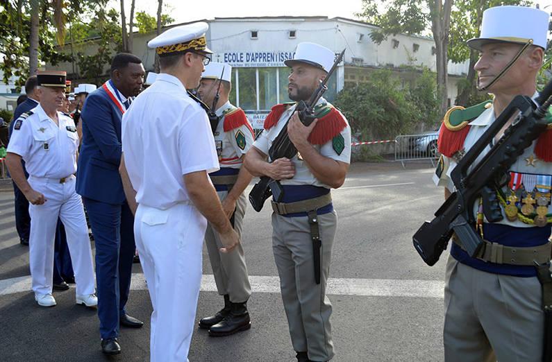Aux combattants morts en Indochine © Préfecture de Mayotte
