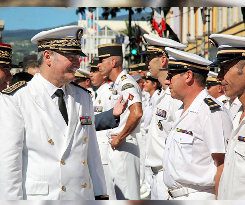 Jacques Billant, nouveau préfet de La Réunion © Préfecture de La Réunion
