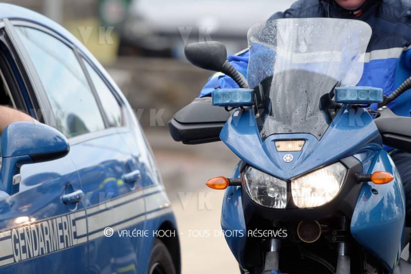 Prudence sur les routes, 14 retraits de permis © Valérie Koch - Tous droits réservés