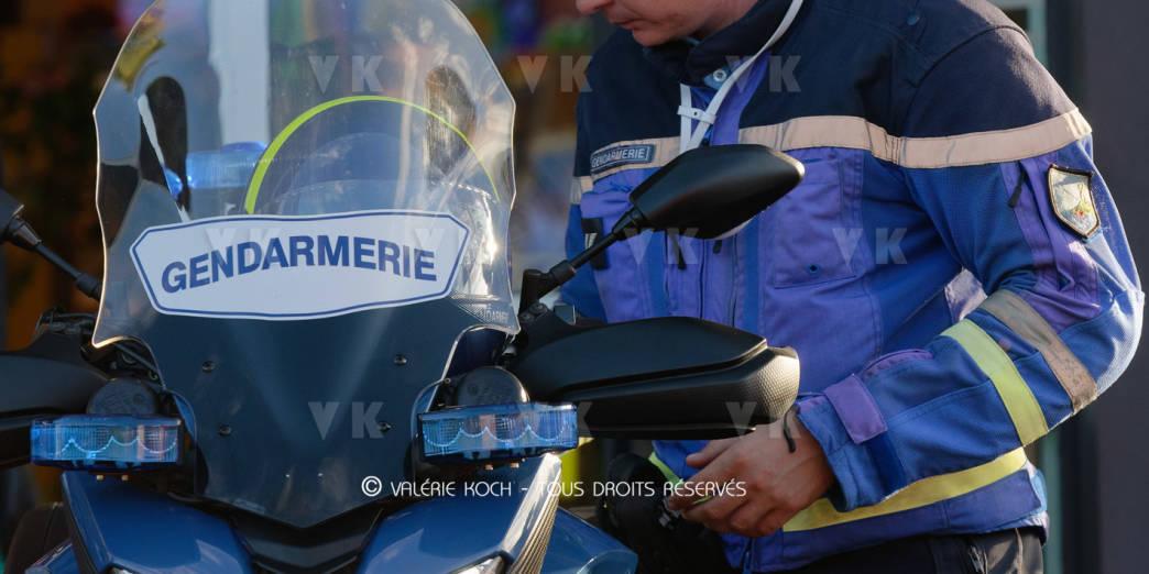 En infraction, il tente d'échapper aux gendarmes, Quatre infractions pour un multirécidiviste © Valérie Koch - Tous droits réservés