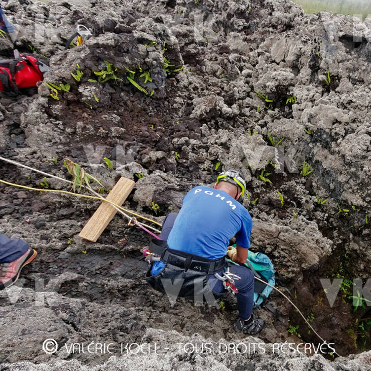 """ORSEC """"secours en site souterrain"""" © Valérie Koch - Tous droits réservés"""