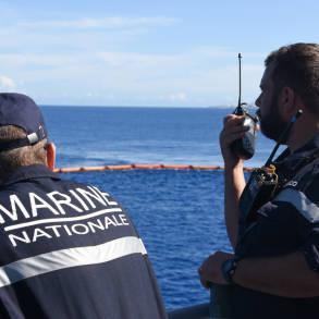 48h pour lutter contre une pollution maritime