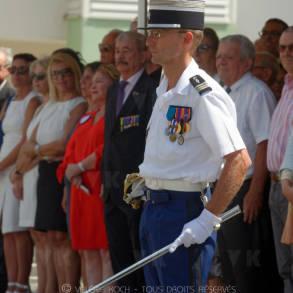 Prise de commandement du général Poty © Valérie Koch - Tous droits réservés