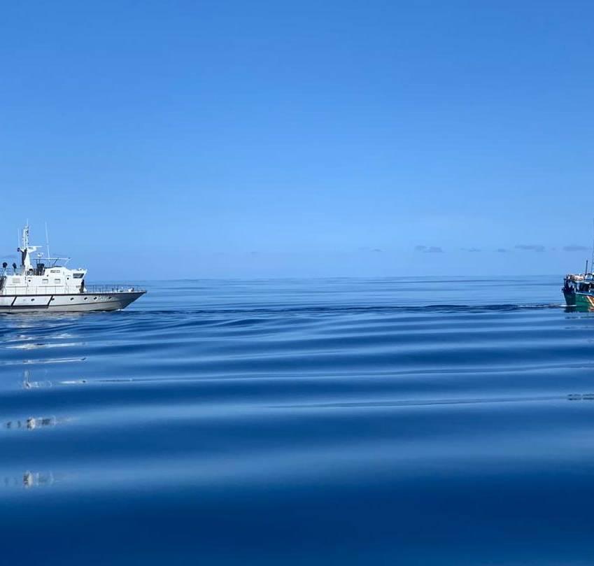Le COVID et les trafiquants maritimes © Seychelles Peoples Defence Forces