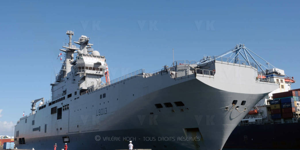 Le Mistral à quai au Port © Valérie Koch - Tous droits réservés