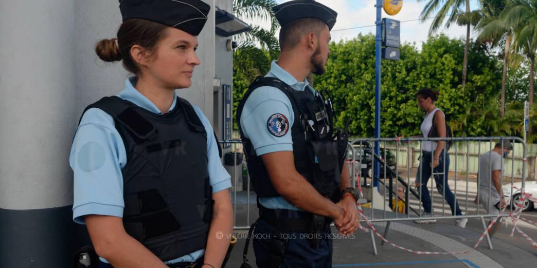 Dispositif de sécurité rassurant © Valérie Koch - Tous droits réservés