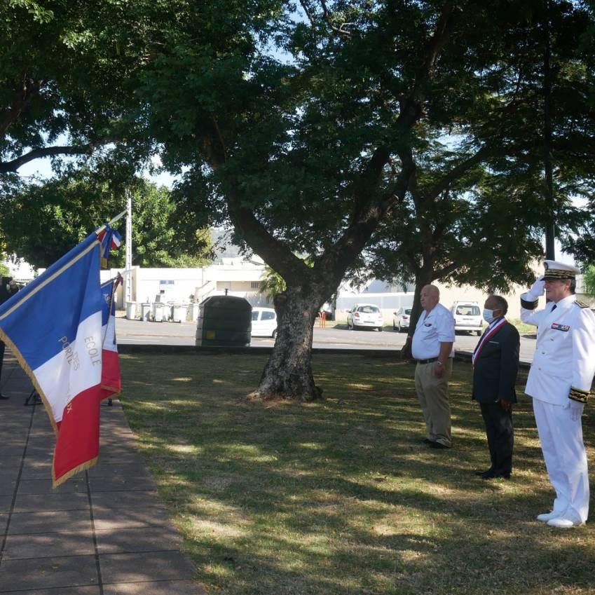 Il y a 75 ans, la victoire © Préfecture de La Réunion