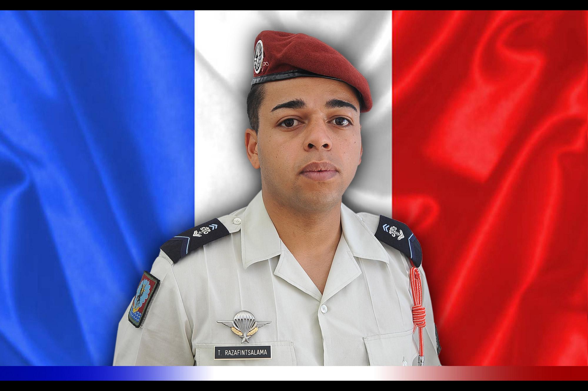 Un jeune hussard parachutiste tué au combat © Ministère des Armées
