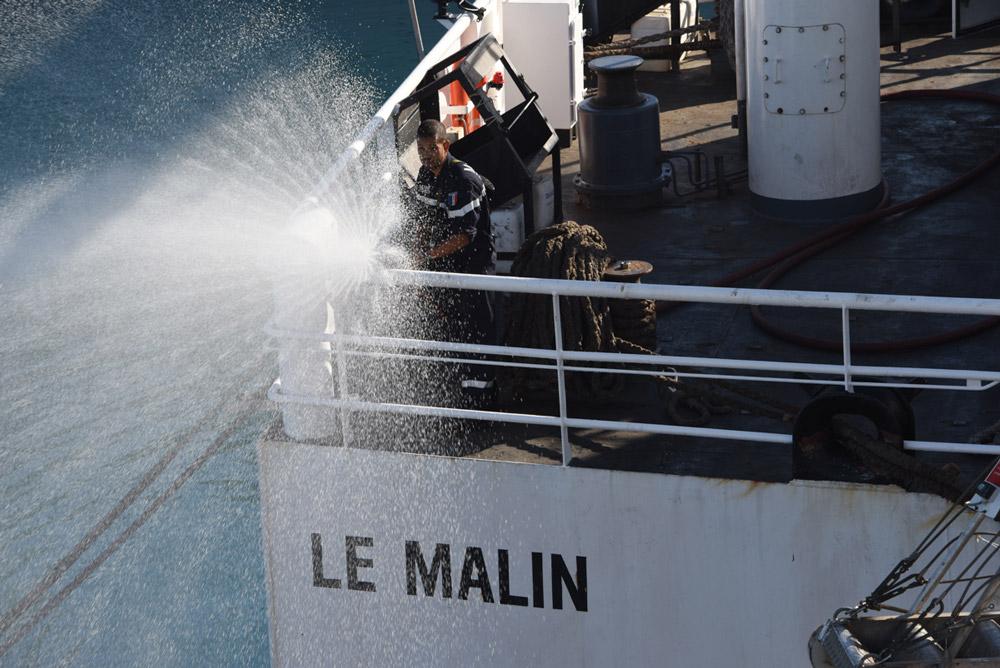 Exercices PRODEF pour Le Malin © ADJ Audrey / FAZSOI
