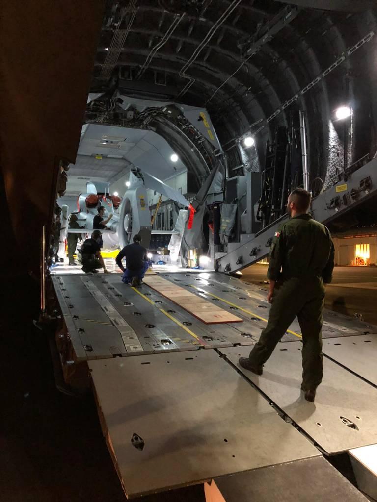 Le Panther 436 de retour - photos Marine nationale / DA 181 / FAZSOI