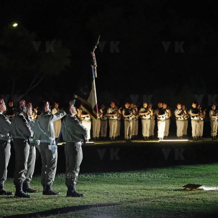 Le colonel Rondet, nouveau chef de corps du Grand 2 © Valérie Koch - Tous droits réservés