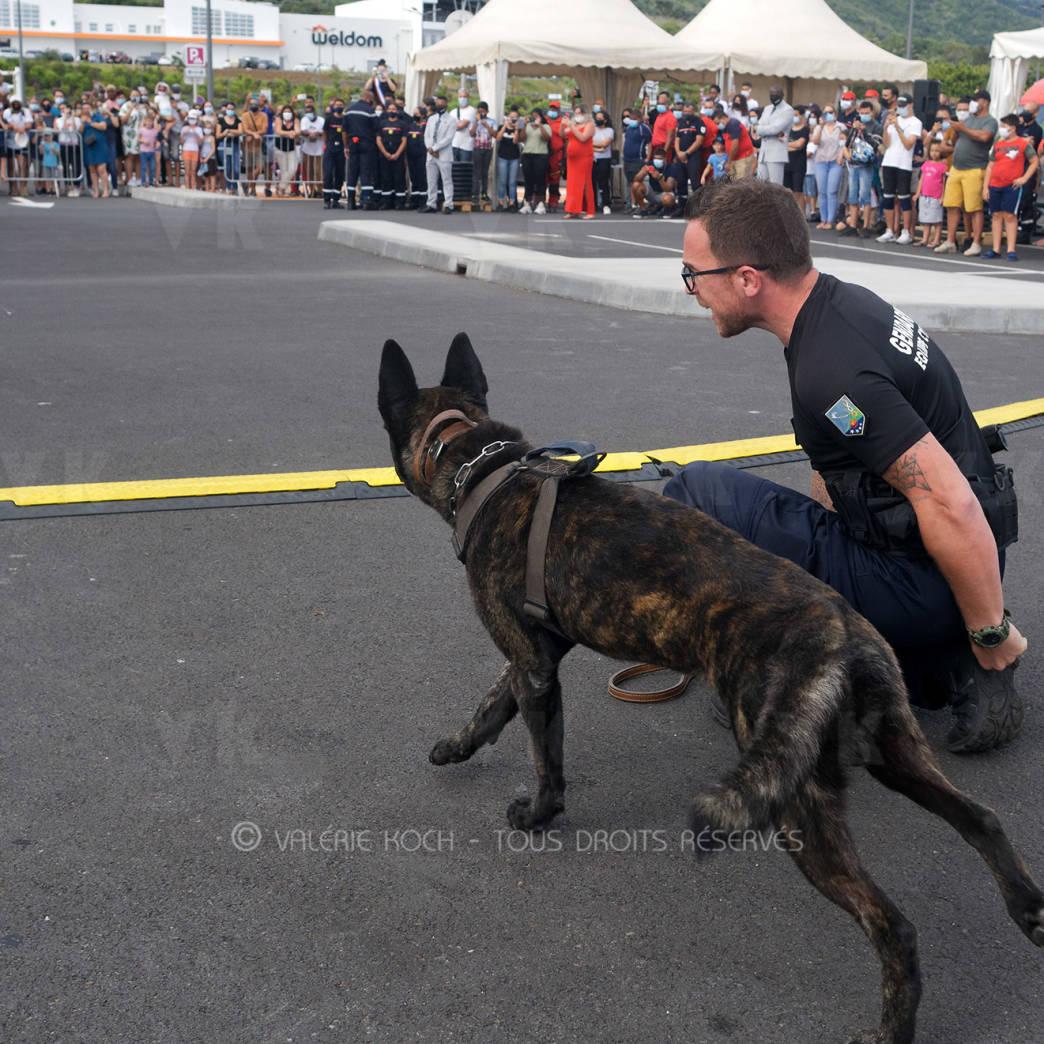 Démonstrations dynamiques à Saint-Jo © Valérie Koch - Tous droits réservés