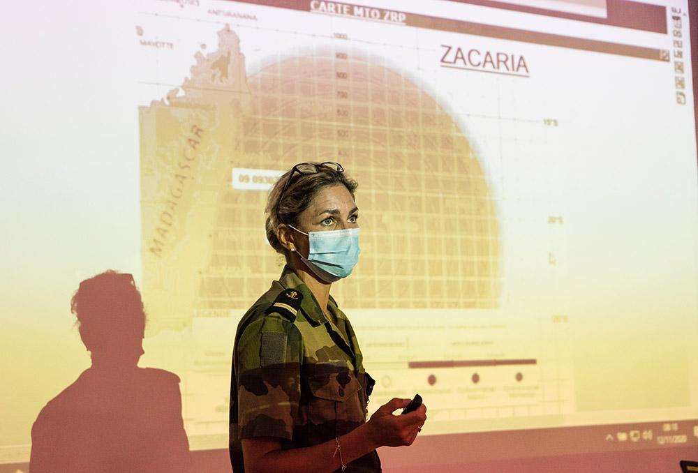 CYCLONEX pour les forces armées © ADJ Gwendoline / FAZSOI