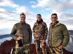 Les 2S au sommet de La Réunion © FAZSOI - Tous droits réservés